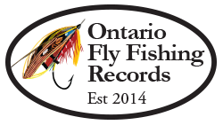 Ontario Fly Fishing Records